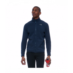 100 Glacier Full Zip Jacket, urban navy