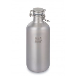 Kanteen Classic Insulation Growler 1900ml, brushed stainless