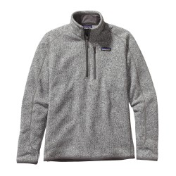 Better Sweater 1/4 Zip, stonewash