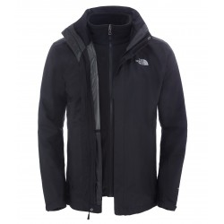 Evolution TriClimate Jacket, tnf black