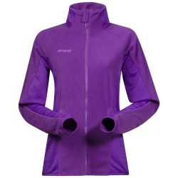 Cecilie Fleece Jacket, amethyst / Damen
