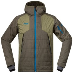 Bladet Insulated Jacket, khaki green
