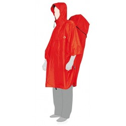 Cape Men L, red