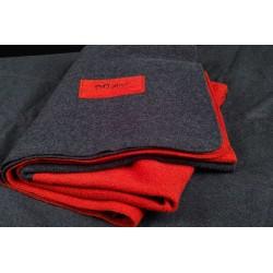 Blanket, vulkan-anthrazit