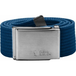Canvas Belt, lake blue