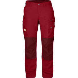 Barents Pro Trouser, deep red / Damen