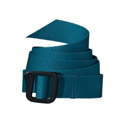 Friction Belt, glass blue