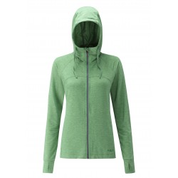 Top-Out Hoody, pistachio / Damen