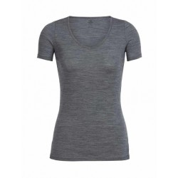 BF150 Siren Sweetheart S/S, gritstone heather / Damen