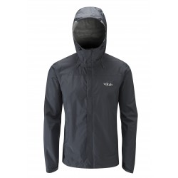 Downpour Jacket, black