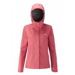 Downpour Jacket, coral / Damen