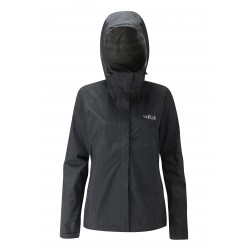 Downpour Jacket, black / Damen
