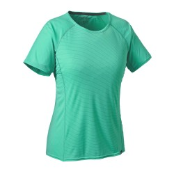 Capilene Lightweight T-Shirt, galah green / Damen