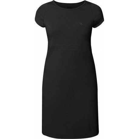 High Coast Dress, black / Damen