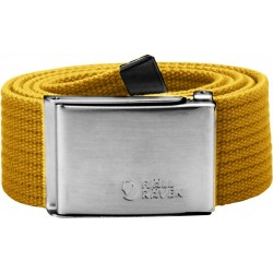 Canvas Belt, ochre