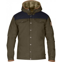 Greenland No. 1 Down Jacket, khaki-night sky