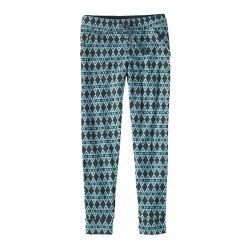 Snap-T Pants, brass hawk small crevasse blue / Damen