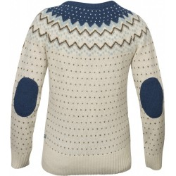 Övik Knit Sweater, glacier green / Damen