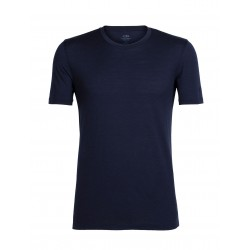 150 Tech Lite S/S Crewe, midnight navy