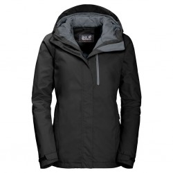 Northern Lake, black / Damen