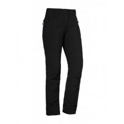 Engadin Pants 48-52, black / Damen