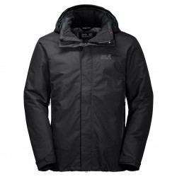 Northern Edge XXXL, black