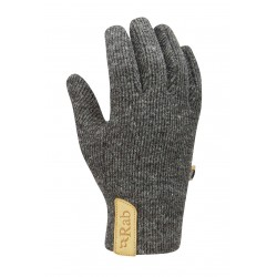Ridge Glove, beluga / Damen