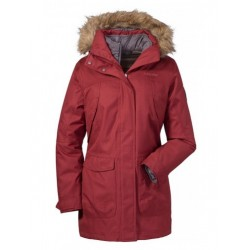 Genova 3in1 Jacket, russet brown / Damen