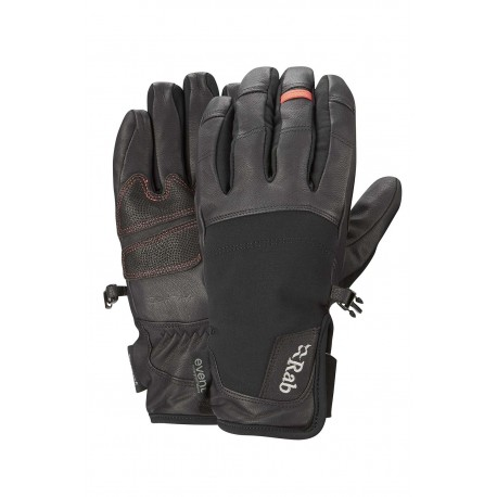 Guide Glove Short, black