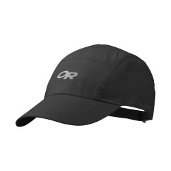 Halo Rain Cap, black