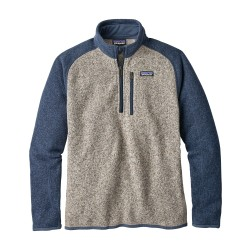 Better Sweater 1/4 Zip, bleached stone