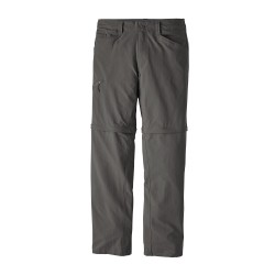 Quandary Convertible Pants, forge grey