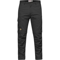 Karl Pro Zip-Off Trousers, dark grey