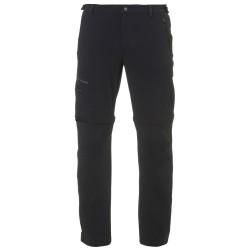 Farley Stretch T-Zip Pants Short, black