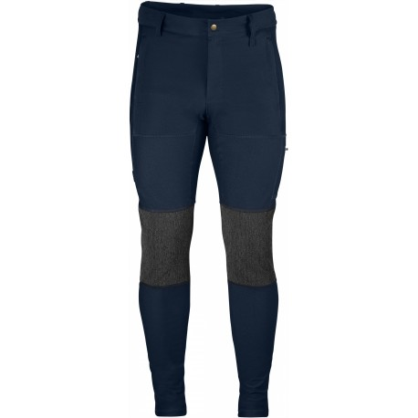 Abisko Trekking Tights, navy / Damen