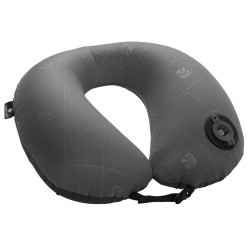 Exhale Neck Pillow, ebony