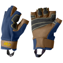 Fossil Rock Gloves, dusk