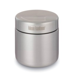 Kanteen Food Canister 473, brushed stainless