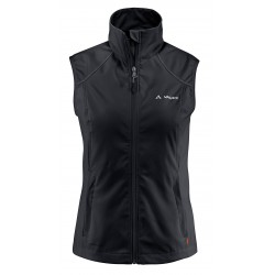 Hurricane Vest Wm, black / Damen
