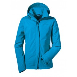 Easy L Jacket, methyl blue / Damen