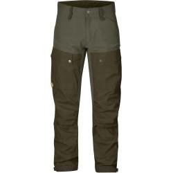 Keb Trousers Regular, deep forest/laurel green