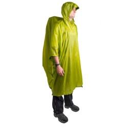 Ultra-Sil Tarp-Poncho, green