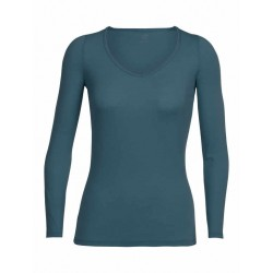 BF150 Siren L/S Sweetheart, kingfisher / Damen