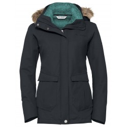 Kilia 3in1 Jacket, phantom black / Damen