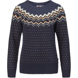 Övik Knit Sweater, dark navy / Damen
