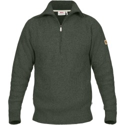 Greenland Re-Wool Sweater, deep forest