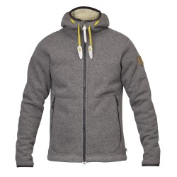 Polar Fleece Jacket, grey