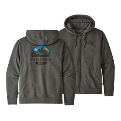 Fitz Roy Scope LW FZ Hoody, forge grey