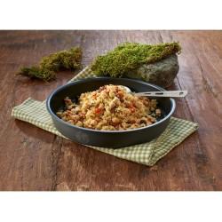 Couscous mit Hühnchen