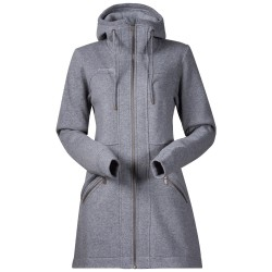 Myrull Lady Coat, grey melange / Damen